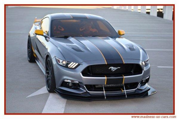 Ford Mustang F35 Lightning 2015