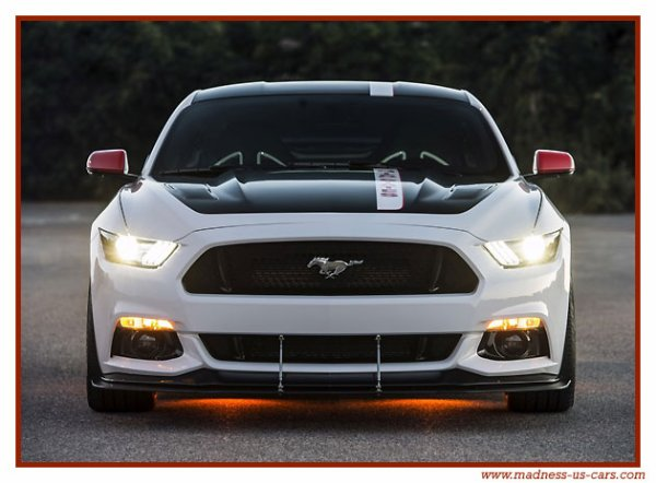 Mustang GT Apollo Edition 2015