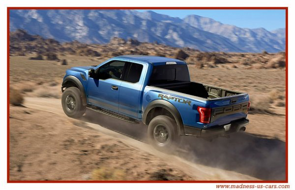 ford f150 raptor 2017 94500. Black Bedroom Furniture Sets. Home Design Ideas