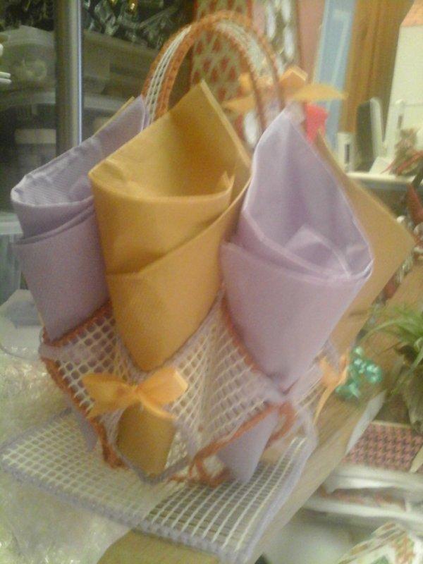 porte servettes