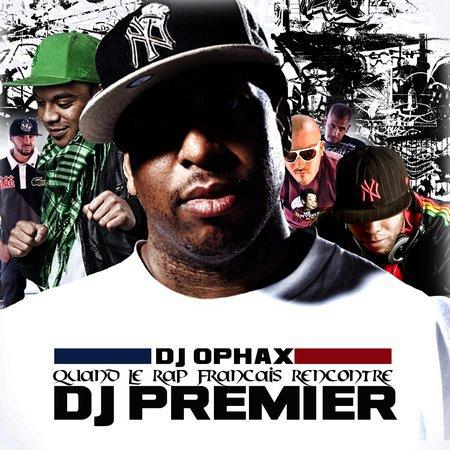 """net tape Dj ophax """"Quand le rap français rencontre Dj Premier / """"Le flooz"""" (2010)"""