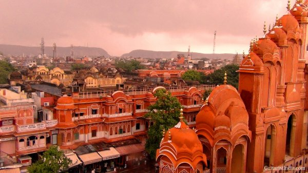 Winters are the best time to visit Jaipur