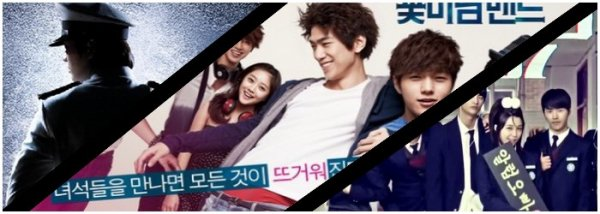 Bilan dramas 2012