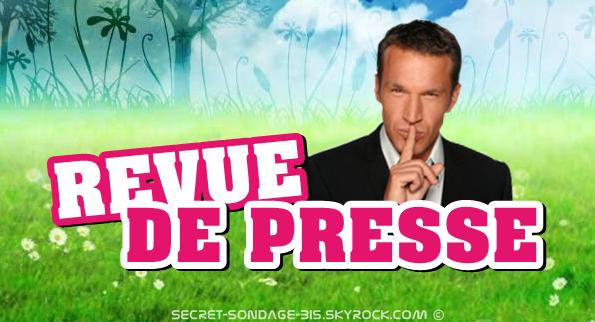 La revue de Presse.
