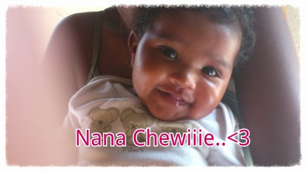 Ma fille cherie