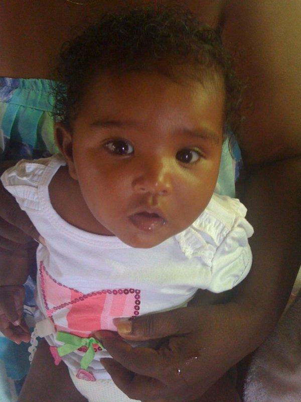 Mon bébé d'amour