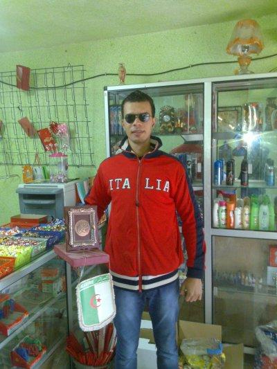 là j'ai ganger champion d'algerie en KARATI-DOU