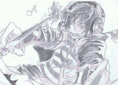 dessin manga difficile
