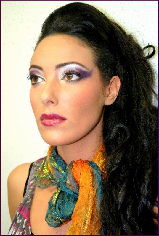 Make up théatre