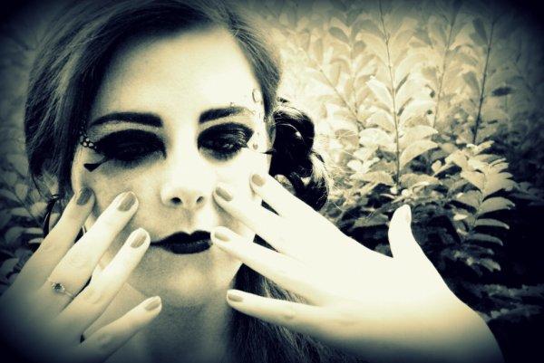 make up artistique et coiffure by me sur aurelie