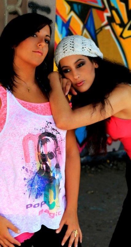 Make up , modèle by me sur sarah et moi