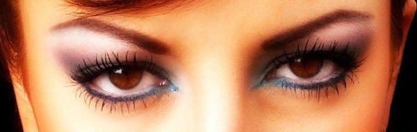 Make up / modele by me