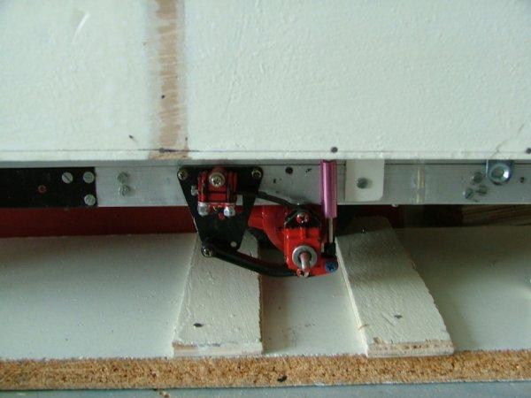 montage de l/essieu d/un 6x4 transformer en 4x2