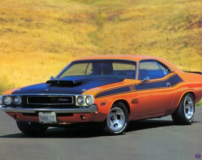dodge challenger rt 440
