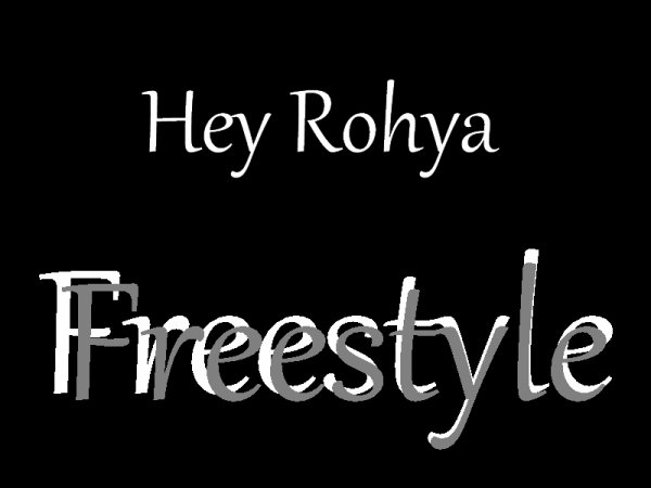 Manik / Hey Rohya - Manik Feat Resko & J2say (2011)