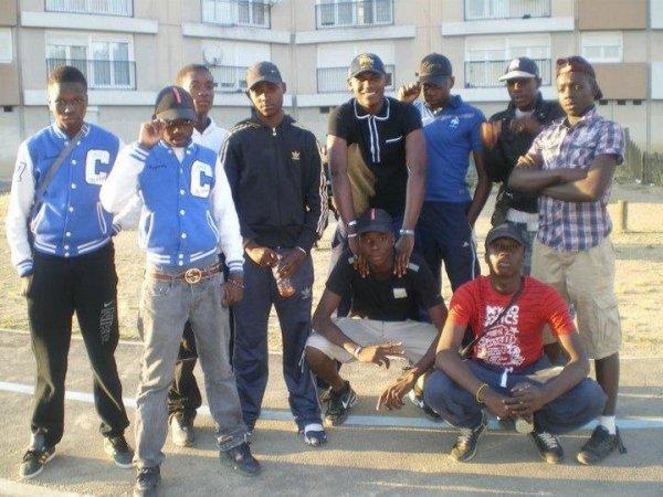 La releve fracassante / La releve Fracassante - Soldat Du Ghetto (2011)