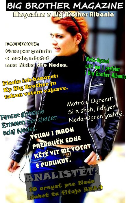 Big Brother Magazine...