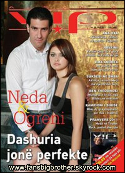 Neda& Ogreni. Dashuria jone perfekte.