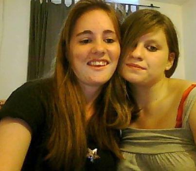 ma copine et moi <3