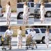 4 Juillet 2011 - Rosie & son chéri sont allés faire des courses à Malibu.