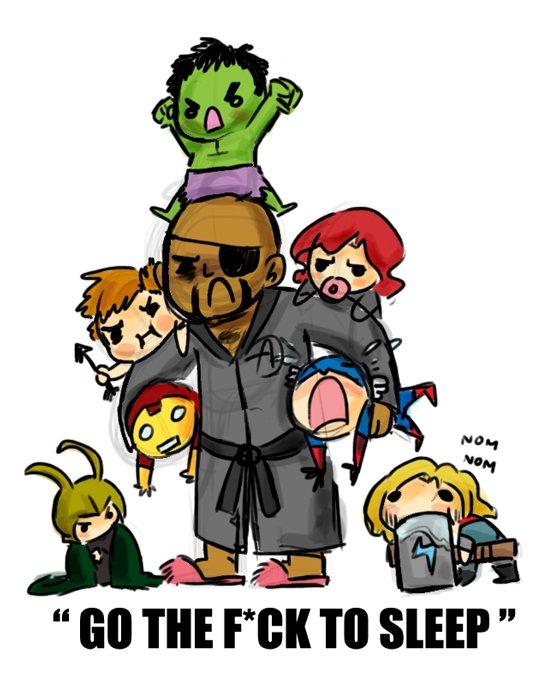 La Famille Avengers
