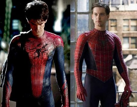 Les 2 Spiderman