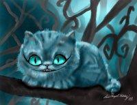 Le Chat Potté VS Le Chat de Cheshire