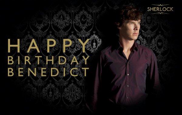 Happy Birthday Benedict