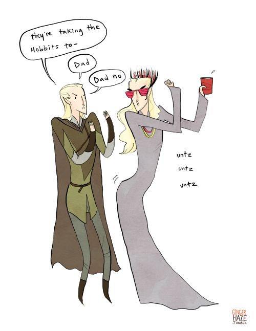 """Images WTF : spécial """"Le Hobbit"""" et """"Le Seigneur des Anneaux"""""""