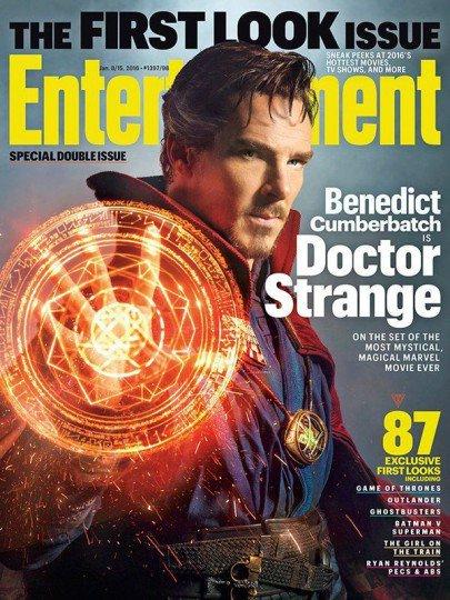 Doctor Strange - premier aperçu!