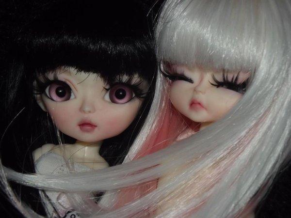 Mes jumelles