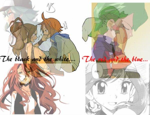 Plongez dans un univers merveilleux... Celui du monde des pokemons!!~