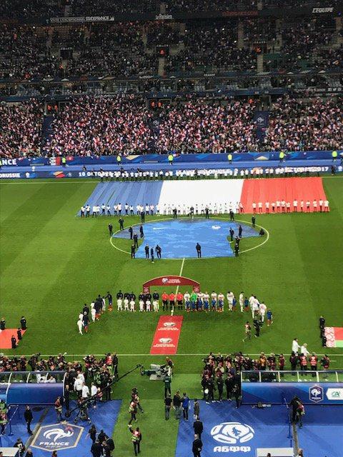 STADE DE FRANCE -   FRANCE/BIELORUSSIE