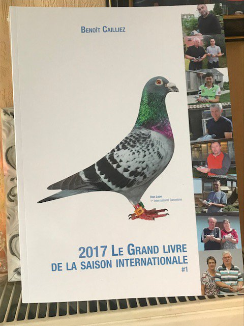2017 LE GRAND LIVRE DE LA SAISON INTERNATIONALE