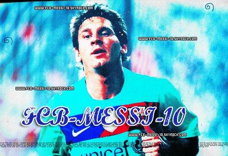 Article :  3  fcb-messi-10 : Ta meilleur Source sur Leo Messi
