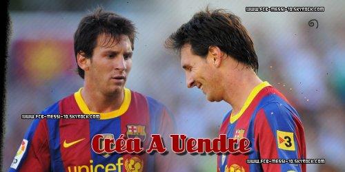 Article :  5  fcb-messi-10 : Ta meilleur Source sur Leo Messi