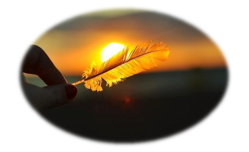 « L'encre est mon essence, la plume est mon bras, et l'écriture est mon être. »