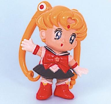 Mini Figurines à collectionner Sailor Moon!