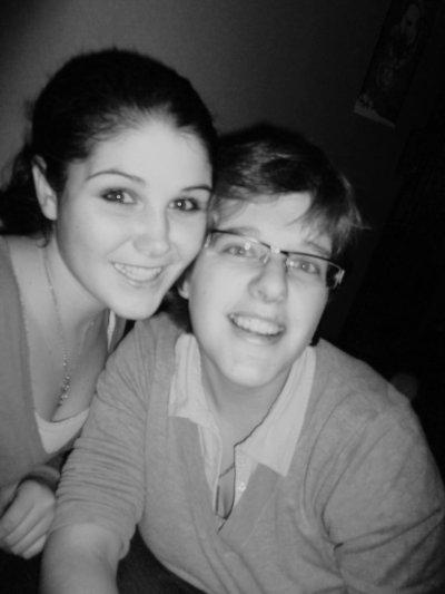 Aline & moi
