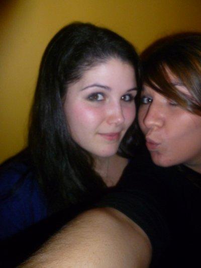 Laurianne & moi