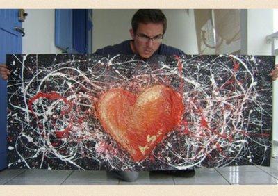 L'art d'ouvrir son coeur...