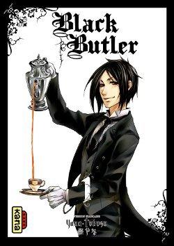 N113                                                          Black Butler tome 1 et 2  coup de coeur ♥