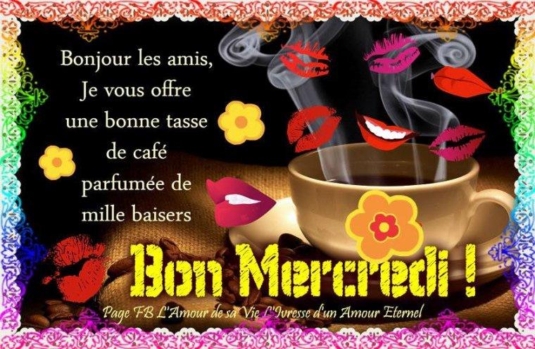 Le bonjour et la bonne journée à toutes et tous!