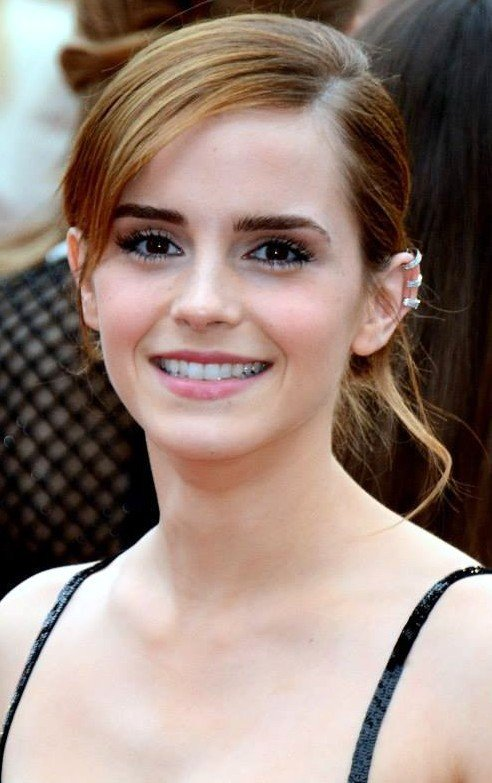 Emma Watson at the Cannes Film Festival 2013..