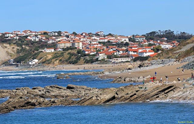 Pays basque de nos jours : Bidart