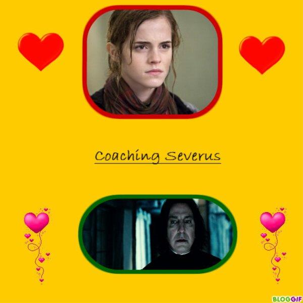 Coaching Severus