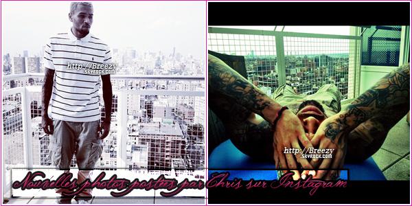 * 9 août : Chris se baladant dans le quartier de Soho, à New York. Top ou flop? *