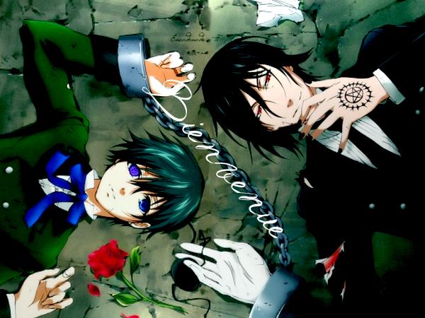 ♠ Bienvenue ♠