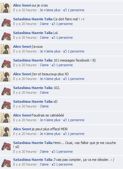 Délir on Facebook. [4/4]