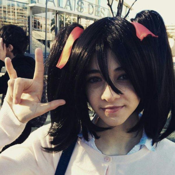 Cosplay n°3 Yazawa Nico